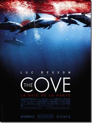 Affiche The Cove - La Baie de la Honte