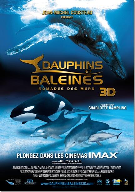 dauphins et Baleines - Nomades des Mers 3D (IMAX)