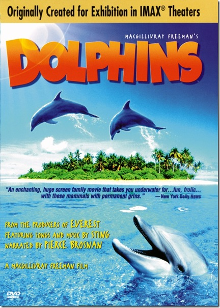 Imax - les dauphins