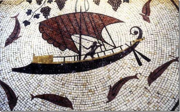 Les histoires de dauphins dans l'Antiquité