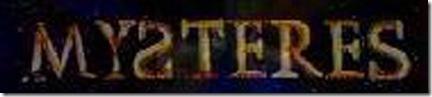 Logo Mystères TF1