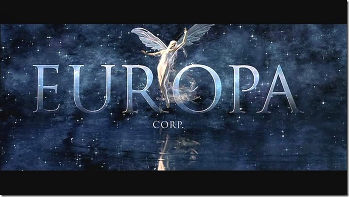 Logo d'EuropaCorp, la société de Luc Besson qui assure la distribution de The Cove en France