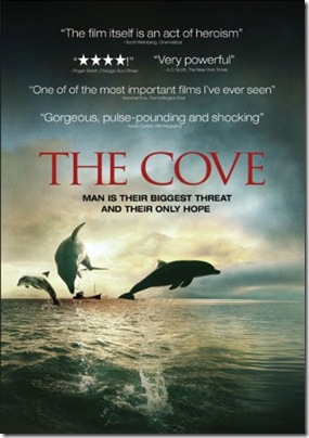 The Cove - Jaquette du DVD américain