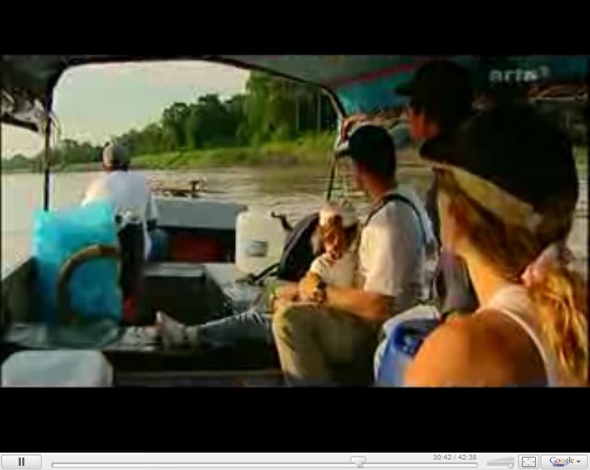 Documentaire : Dauphins SOS Pérou