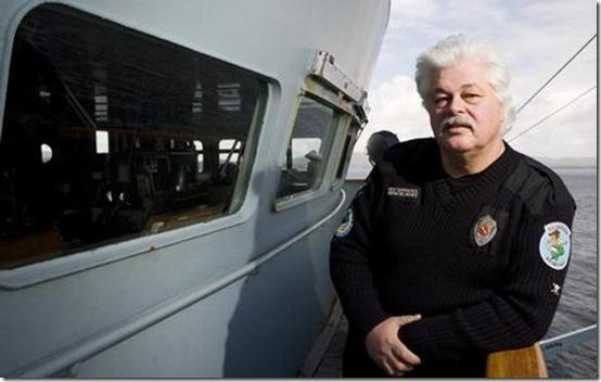 Le Capitaine Paul Watson