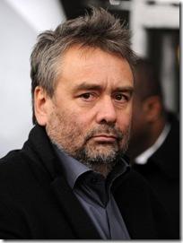 Luc Besson à New York, le 28 janvier 2010 - Le producteur présentera la cérémonie des oscars sur Canal