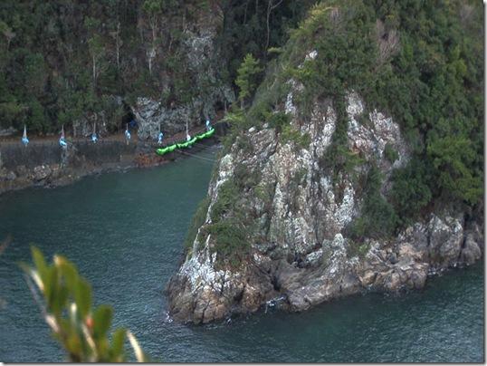 La Baie de Taiji, où se déroulent chaque année le massacre de milliers de dauphins...