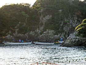 la baie de Taïji massacre du 27 10 2010 - Photo de Sea Shepherd
