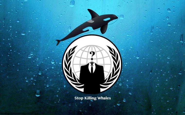 Anonymous pirate le site de Nissan en réaction aux massacres de cétacés aux Japon