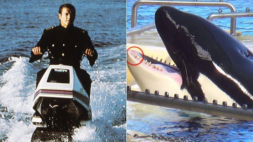 Roger Moore, le James Bond qui aimait les orques
