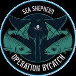 Logo de l'Opération Dolphin ByCatch de Sea Shepherd